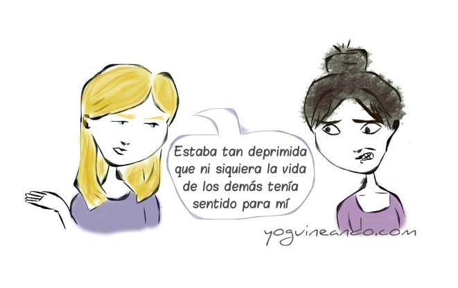 deprimida YoguineandoT