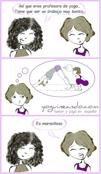 collage profesora maravilloso YoguineandoT
