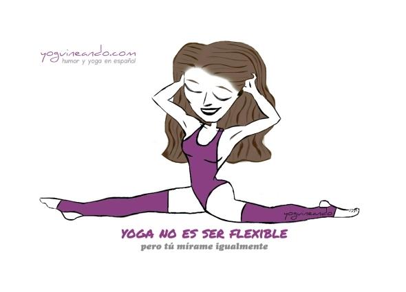 yoga flexibilidad YoguineandoT