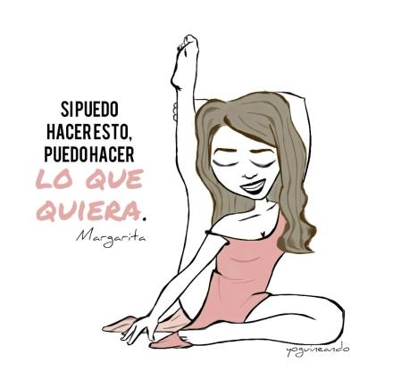 margarita YoguineandoT