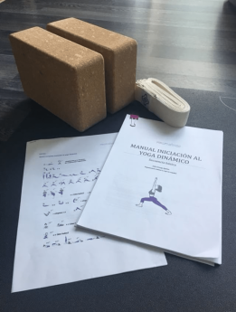 newsletter manual yoga dinamico